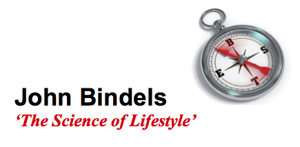 Logo John Bindels I The Science of Lifestyle